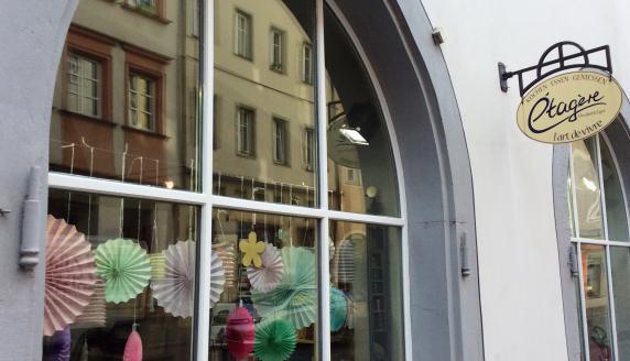Étagère in Regensburg Impression