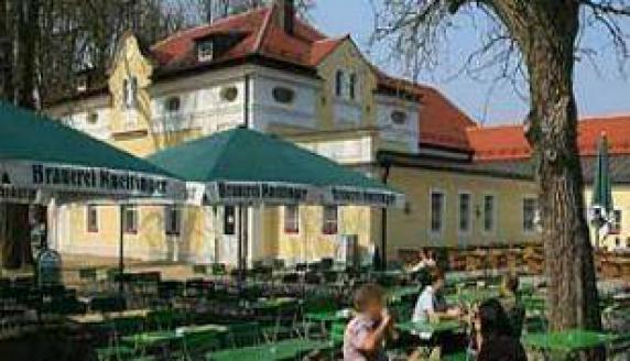 Prüfeninger Schlossgarten in Regensburg Impression