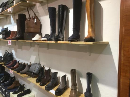 Stiefel und Stiefeletten für die Frau