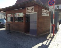 Döner-Stand, Belge Galip in Regensburg