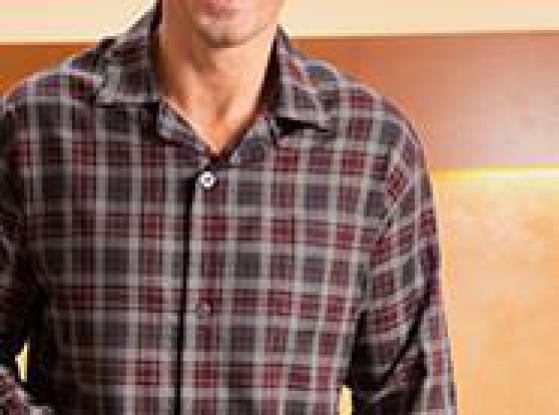 NOVILA - Pyjama in feiner Webware