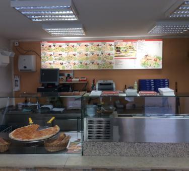 Pizza Telex