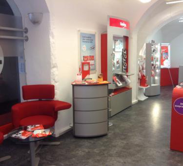 Vodafone Shop Gesandtenstraße
