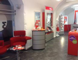 Vodafone Shop Gesandtenstraße in Regensburg
