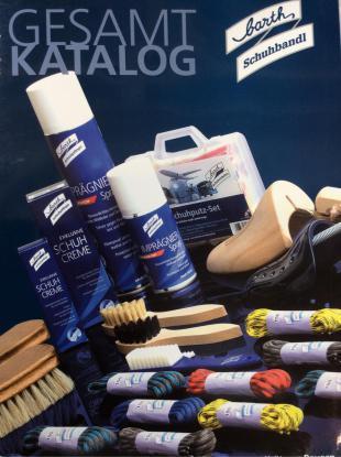 Barth Schuhbandl und Schuhpflege