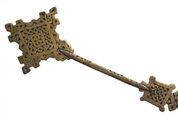 Handkreuz, Äthiopien