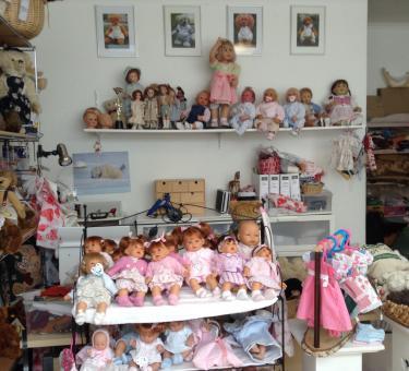 Emmy's Bären und Puppen