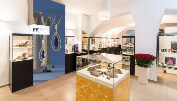 Juwelier Egretzberger in Regensburg Impression