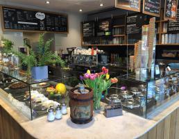 Aamu Italian Cafe & Ice Cream in Regensburg