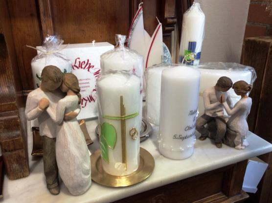 Hochzeitskerzen, Hochzeitskerzenkurse
