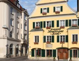 Brauerei Kneitinger Bock in Regensburg